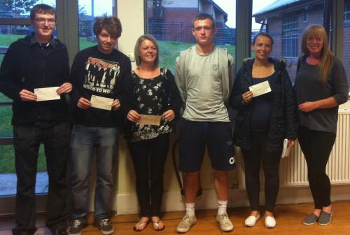 Student Bursary Award Winners